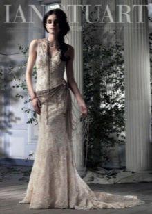 Свадебное платье от Ian Stuart прямое