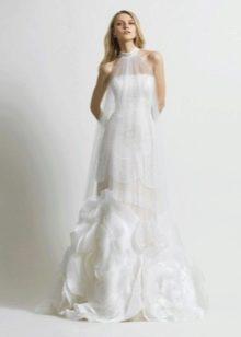 Свадебное платье от дизайнера Christos Costarellos
