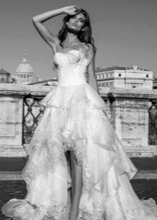 Свадебное платье от Alessandro Angelozzi