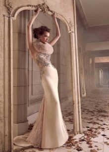 Свадебное платье от Lazaro