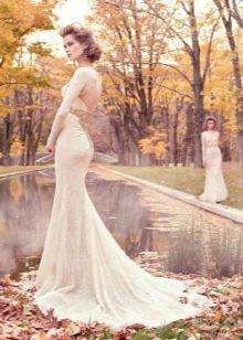 Свадебное платье от дищайнера Lazaro