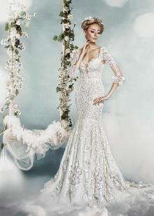 Свадебное платье от Dar Sara