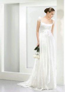 Свадебное платье в стиле антик