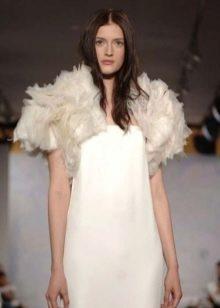 Свадебное платье от Tsai Meiyue