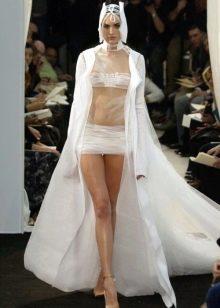 Страшное свадебное платье откровенное