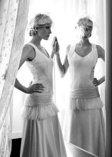 Isabel Zapardiez ретро свадебное платье