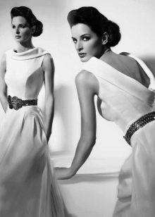 Винтажное свадебное платье от Isabel Zapardiez