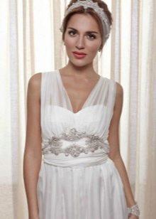 Свадебное винтажное платье Anna Campbell
