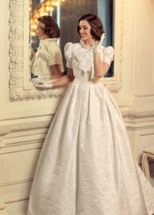 Винтажное свадебное платье пышное от Tatiana Kaplun