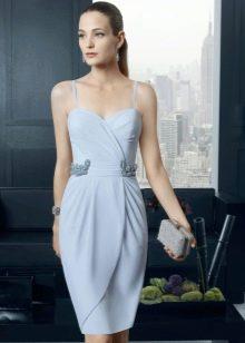 Вечернее платье от Rosa Clara короткое
