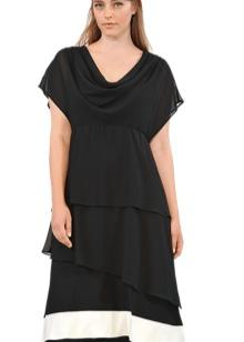 Вечернее платье для полных от Elena Miro