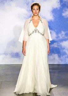 Вечернее платье от Jenny Packham ампир