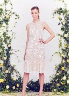 Платье вечернее от Jenny Packham с кружевом