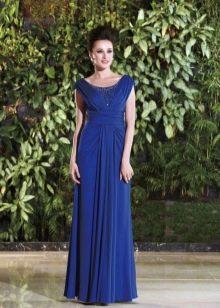 Платье в греческом стиле для мамы невесты