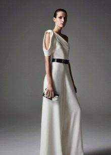 Вечернее платье от Alexander Mcqueen греческое