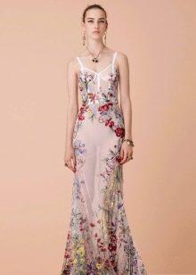 Вечернее платье от Alexander Mcqueen