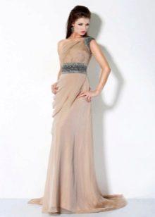 Свадебное платье в греческом стиле от Джовани