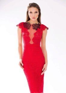 d37e5da3ee9 Красные вечерние платья  лучшие длинные и короткие варианты