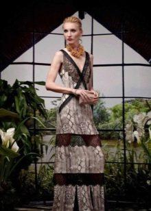 Вечернее платье от Roberto Cavalli