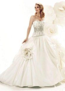 Свадебный корсет и юбка
