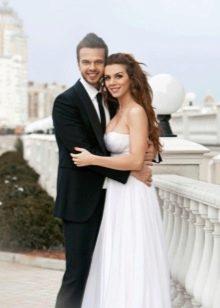 Свадебное платье Анны Седаковой