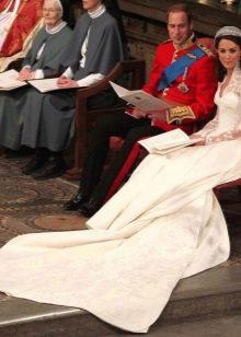 Кейт Мидлтон свадебное платье