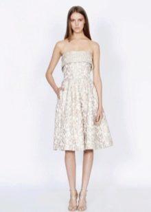 вечернее платье с корсетом от Бедгли Мишка