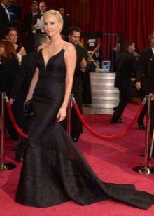 Вечернее платье Шарлиз Терон
