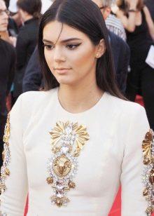 Вечернее платье Кендал Дженнер