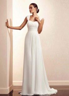 Свадебное платье из коллекции  DIVINA  в стиле ампир от Амур Бридал