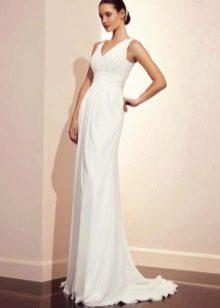 Свадебное платье из коллекции  DIVINA  ампир в пол от Амур Бридал