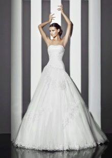 Пышное свадебное платье от Амур Бридал