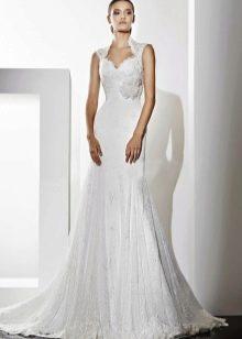 Свадебное платье русалка от Амур Бридал