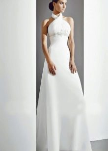 Свадебное платье из коллекции  DIVINA  с американской проймой от Амур Бридал