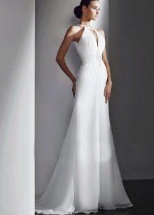 Свадебное платье из коллекции  DIVINA  с декольте от Амур Бридал