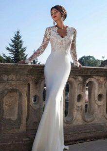Свадебное платье из коллекции Crystal Design 2015 кужевное