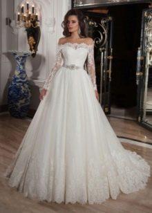 Свадебное платье Сопрано от Crystal Design