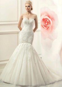 Свадебное платье русалка из коллекции BRILLIANCE от Naviblue Bridal