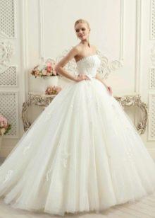 Свадеьное платье пышное от Naviblue Bridal