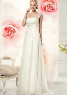 Свадебное платье ампир от Naviblue Bridal