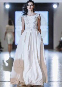 Вечернее платье пышное  из коллекции Privee 2016
