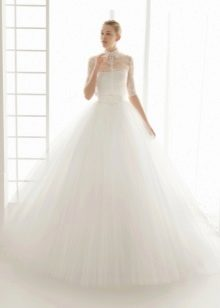 Свадебное платье-рубашка  2016