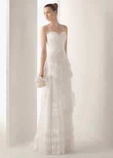 Свадебное платье из линии SOFT by Rosa Clara 2015