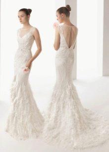 Свадебное платье из линии SOFT by Rosa Clara 2015 русалка