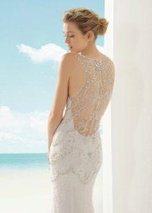 Свадебное платье из линии SOFT by Rosa Clara 2016 с открытой спиной