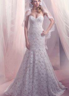 Свадебное платье из коллекции Энигма от Габбиано