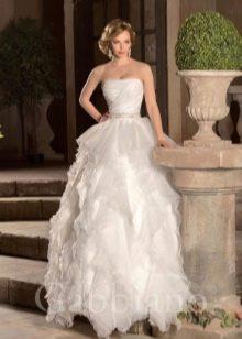 Свадебное платье пышное из коллекции Римские каникулы от Габбиано