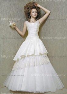 Свадебное платье из коллекции Соблазн пышное