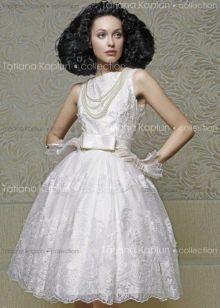 Свадебное платье короткое из коллекции Соблазн