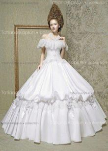 Свадебное платье из коллекции Соблазн в стиле ретро